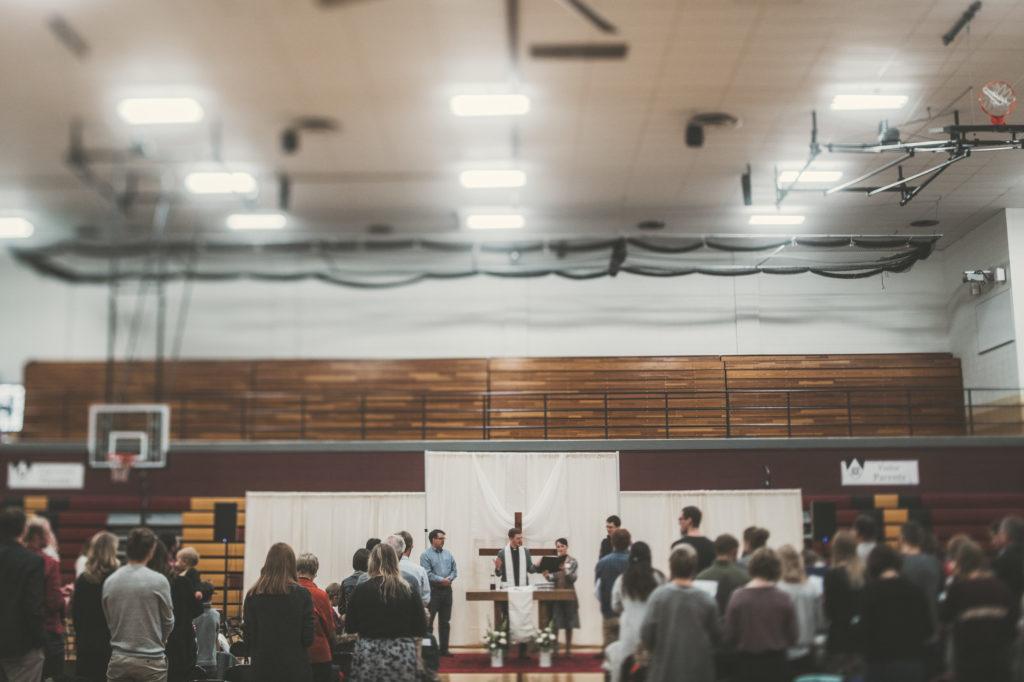 Christ Church Madison Launch Photo
